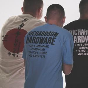 Richardsonの国内初旗艦店がオープン!