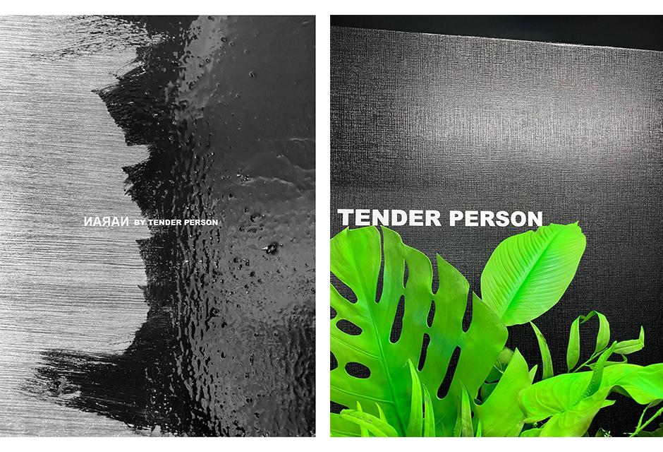 TENDER PERSONのフラッグシップショップ BOUTIQUE NARAN by TENDER PERSONがオープン!