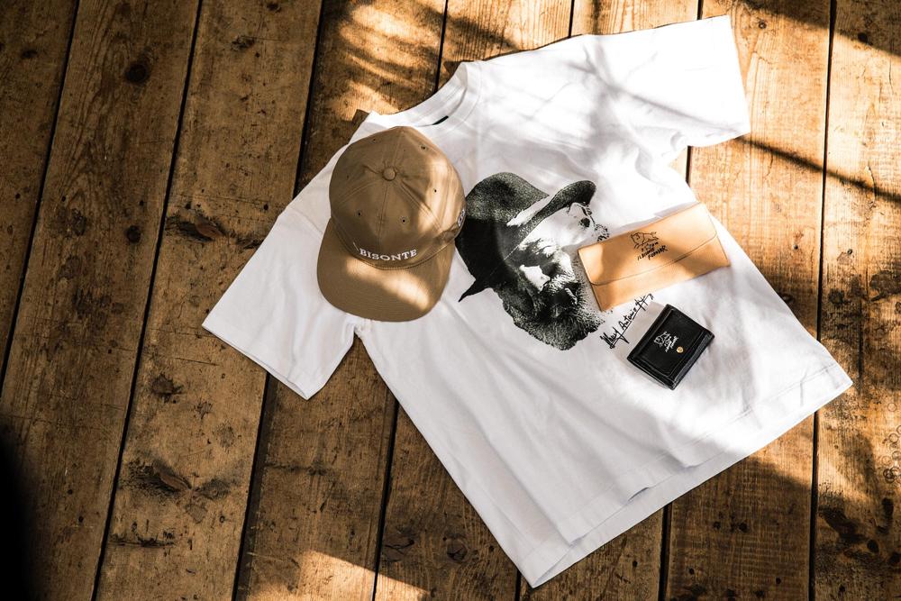 イル ビゾンテ創業50周年を記念した日本限定コレクションを発売