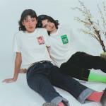 bonjour recordsからCarne Bollente2020年春夏コレクションが発売