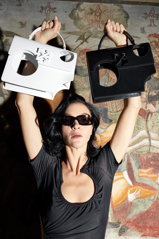 OFF-WHITE™がフォトグラファー ユルゲン・テラーとのコラボコレクションを発表