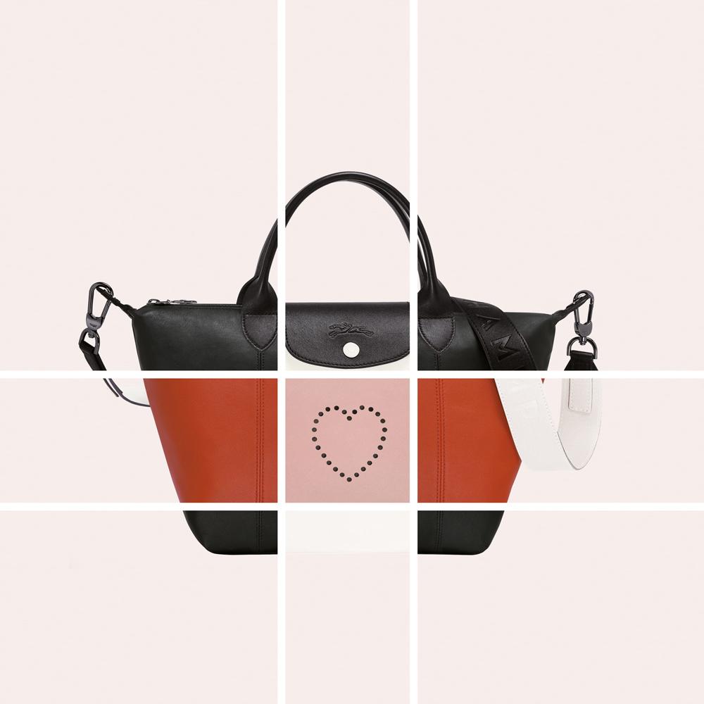 自分だけのオリジナルバッグが作れる! ロンシャンよりパーソナライゼーションに特化した新ラインが日本上陸