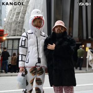 KANGOL DAYを記念してオカモトレイジが主宰するYAGI EXHIBITIONとのコラボアイテムが発売