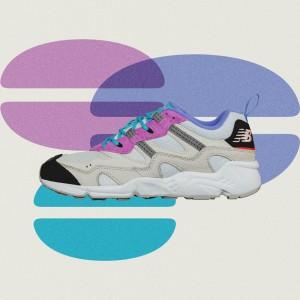 New Balance X STUDIO SEVEN X mita sneakersのトリプルコラボスニーカーが発売