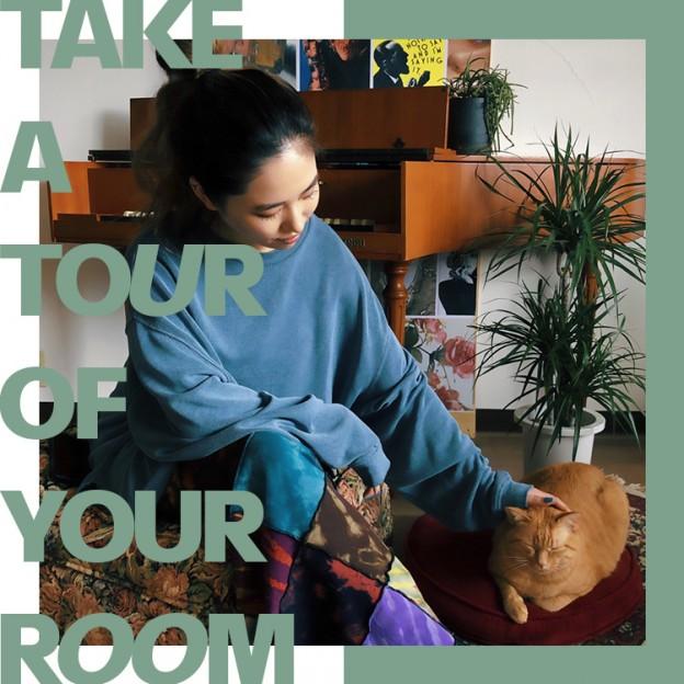 こだわりのお部屋を紹介 TAKE A TOUR OF YOUR ROOM VOL.3 Kay