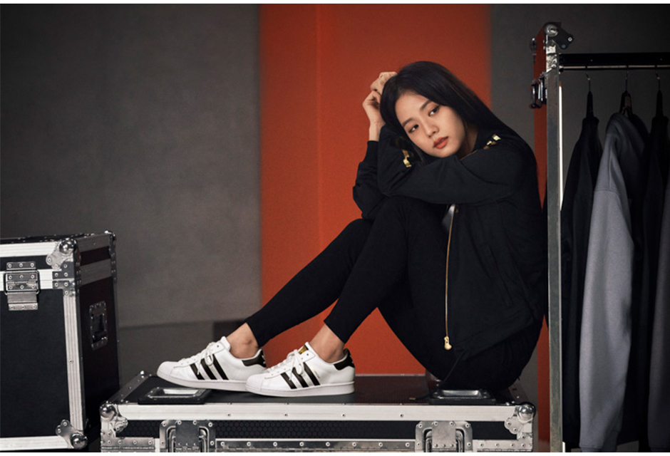 BLACKPINKを起用! adidas OriginalsのSUPERSTARキャンペーンをABC-MATR限定で開催