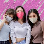 atmos pink×NYLON JAPANのコラボレーションマスクが発売♡
