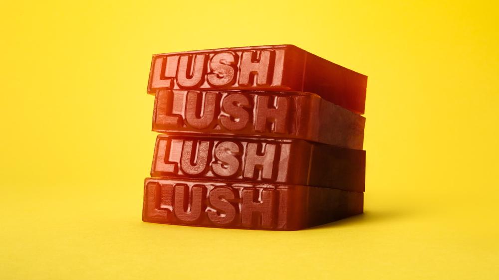 LUSHから看護師の声をもとに開発したナチュラルソープが発売