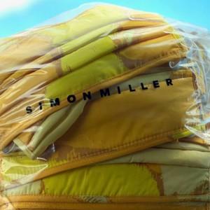 SIMON MILLERが余剰生地で製作したマスクを医療従事者へ寄付
