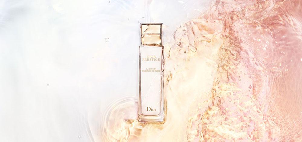 ディオールのプレミアム スキンケア シリーズから新プレミアム化粧水が誕生
