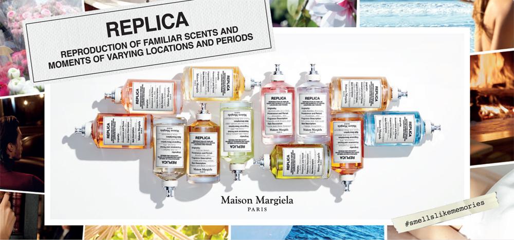 メゾン マルジェラ フレグランスがオンラインでの販売をスタート!