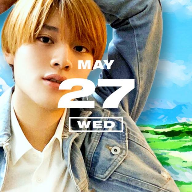 365 ANNIVERSARY CALENDAR 今日は何の日? 〜5/27〜