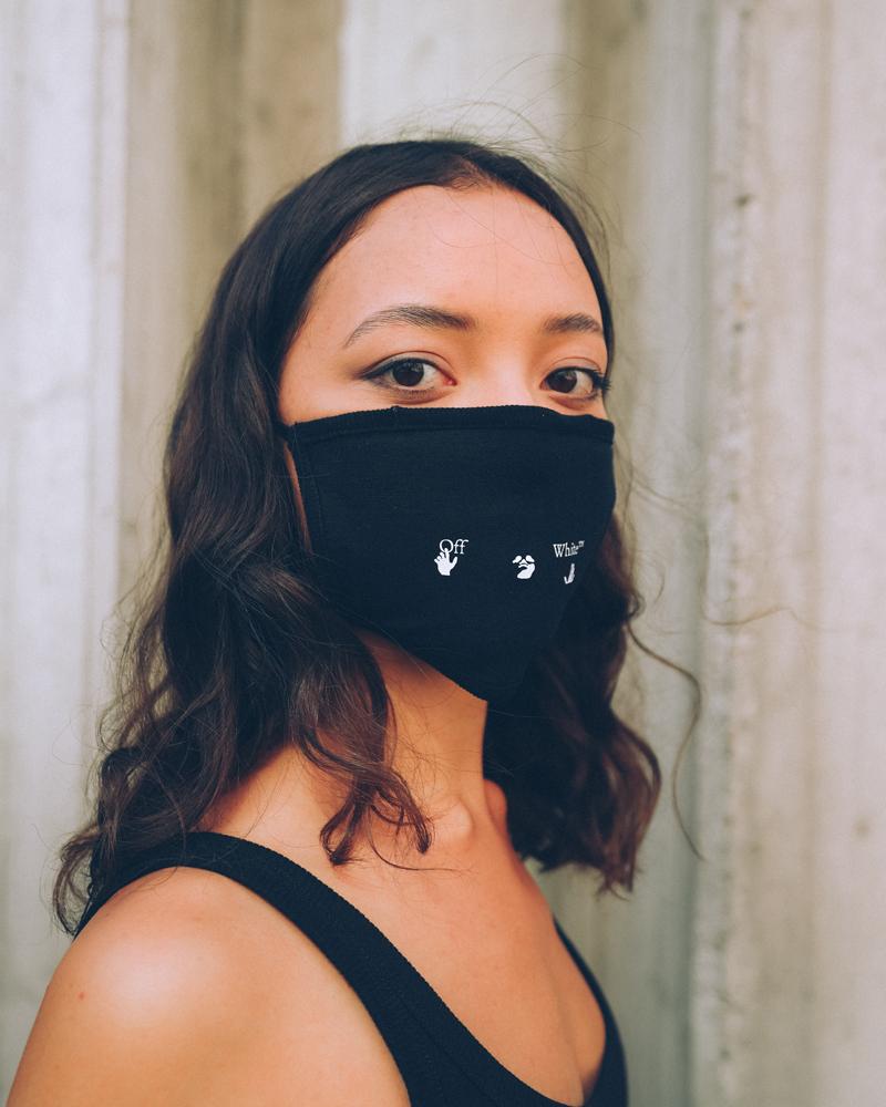 OFF-WHITE c/o VIRGIL ABLOH™より新作マスクコレクションが登場