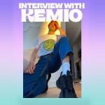 みんなのカリスマ kemioにNYLON JAPANが独占インタビュー!