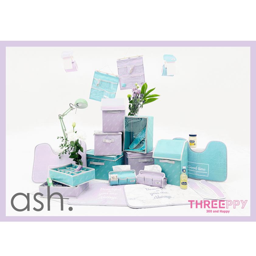 DAISO×五十嵐 LINDA 渉ブランド『ash.』が300 円ショップ THREEPPYでも新商品販売開始!