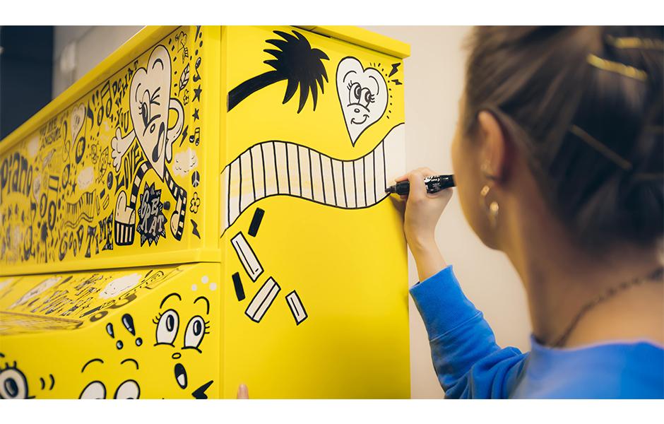 イラストレーター Chocomooが3年ぶりとなる史上最大規模の個展を開催!