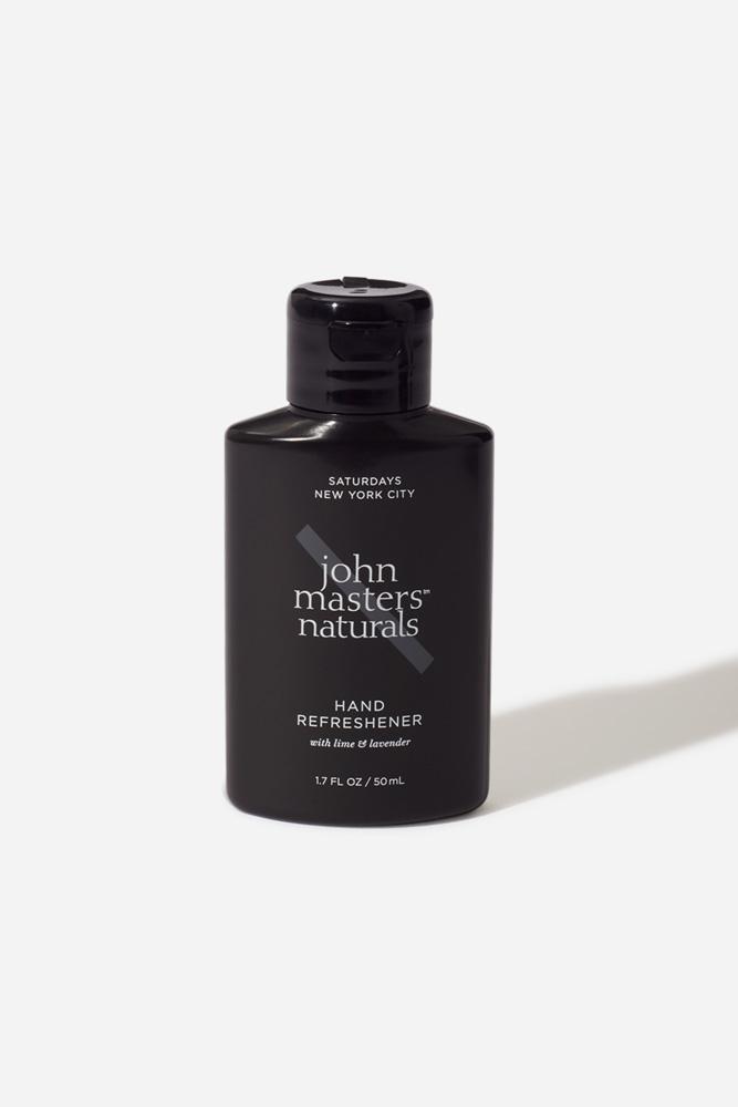 john masters organicsとSaturdays NYCによるハンドリフレッシュナーが発売