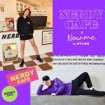 NERDY CAFEとのコラボレーションアイテムが発売♡