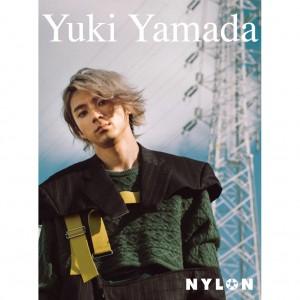 20代最後の姿を凝縮した「YUKI YAMADA NYLON SUPER VOL.3」 まるごと一冊《山田裕貴》販売決定!!