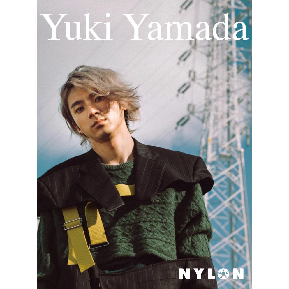 【重版決定‼︎】20代最後の姿を凝縮した『YUKI YAMADA NYLON SUPER VOL.3』 まるごと一冊《山田裕貴》が待望の重版決定!