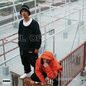 様々なフィールドで活躍する SOUSHIと沖縄出身のラッパー LIBによる初アルバムが完成!