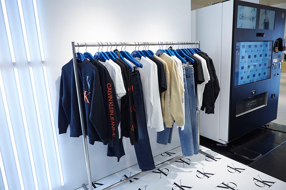 Calvin Kleinが渋谷スクランブルスクエアにて期間限定ポップアップストアをオープン!