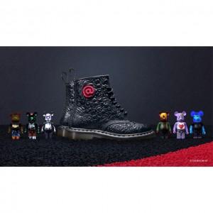 Dr.Martens×MEDICOM TOYから最新ブーツとオリジナルBE@RBRICKが登場!