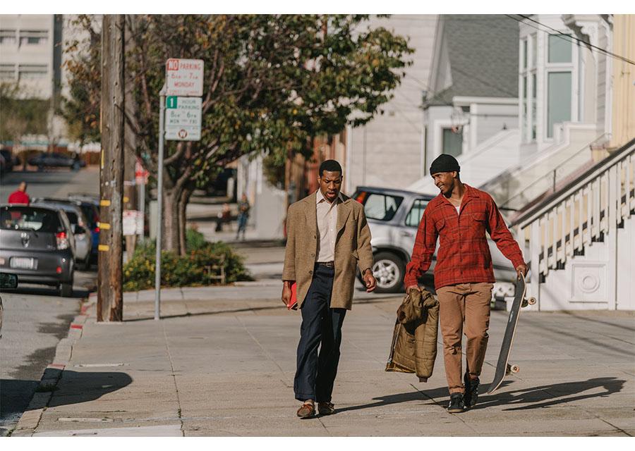 自分らしく生きる場所探し『ラストブラックマン・イン・サンフランシスコ』
