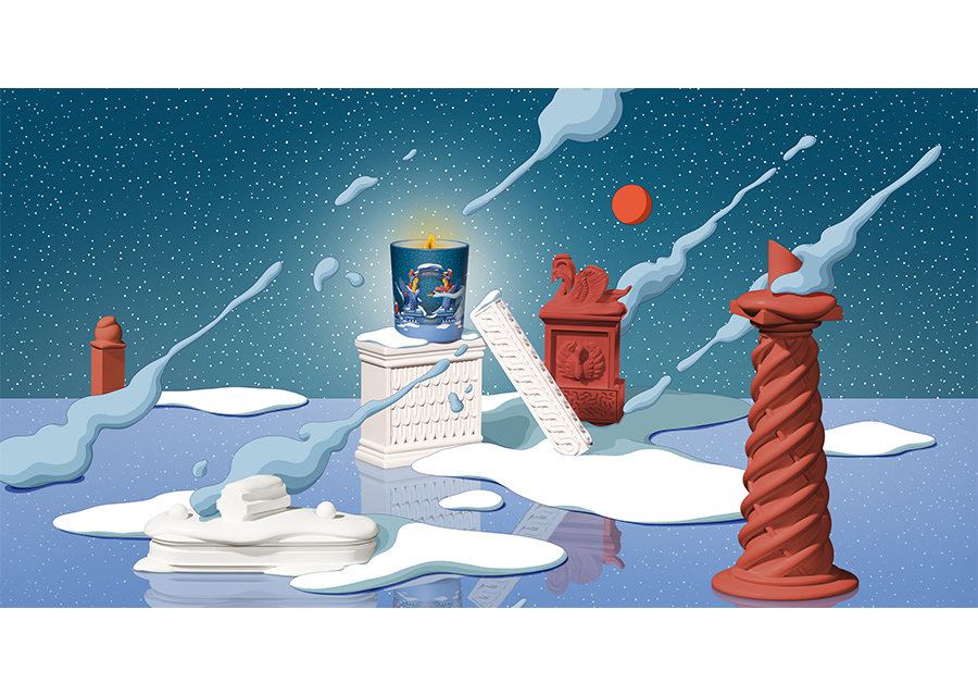 diptyqueから冬のおとぎ話を表現したホリデーコレクションが登場