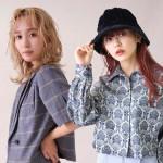 柴田紗季と菅沼ゆりのコラボアイテムが発売♡