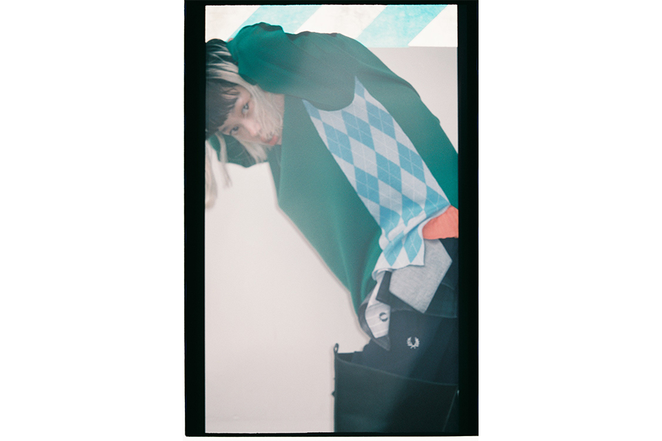FRED PERRY × AKANE UTSUNOMIYAの新コレクションが登場