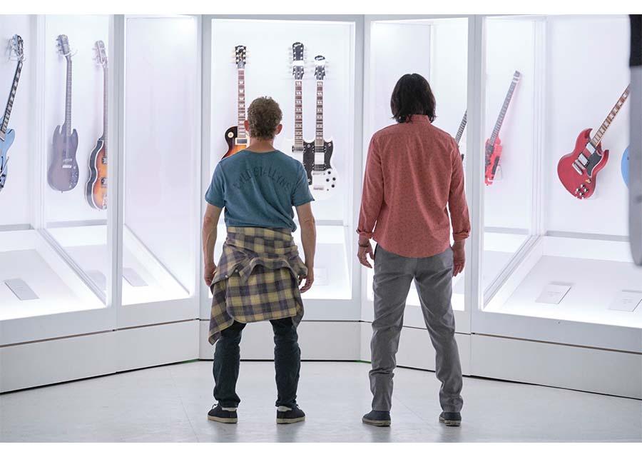 このコメディを知らないなんて損!『ビルとテッドの時空旅行 音楽で世界を救え!』