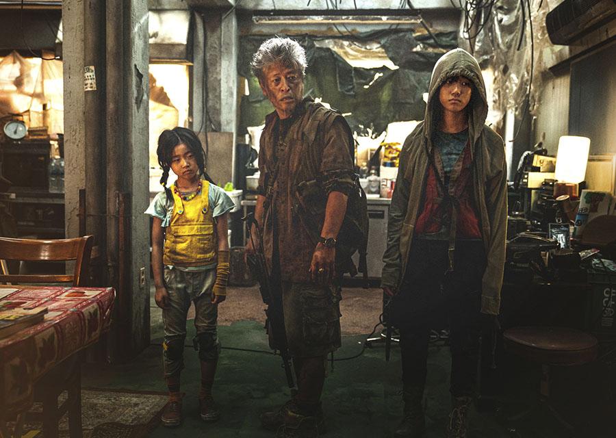 続編の主演はカン・ドンウォン『新感染半島 ファイナル・ステージ』