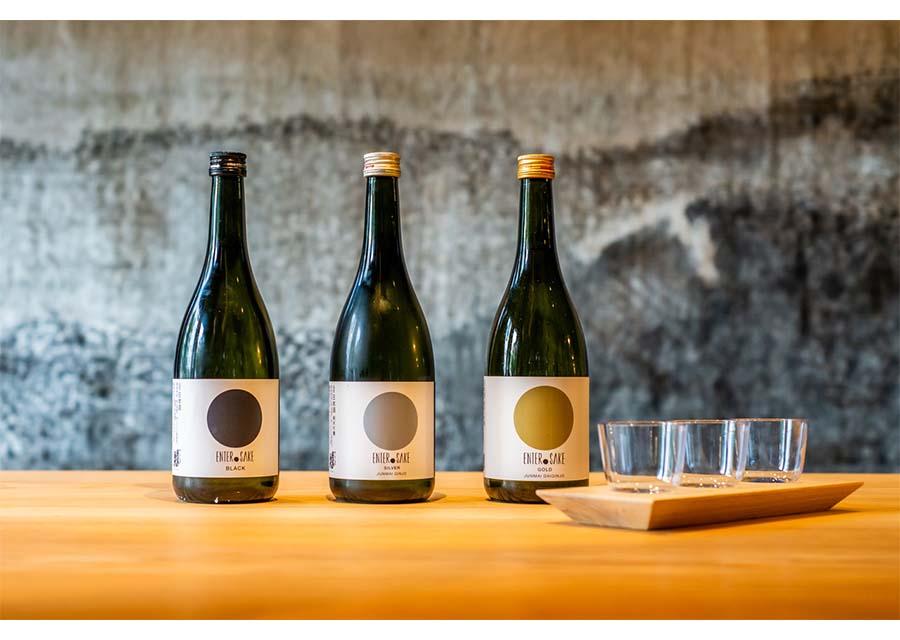 世界が認める日本酒愛好家のリッチー・ホウティンによる ENTER.Sake のスペシャルボックスセット