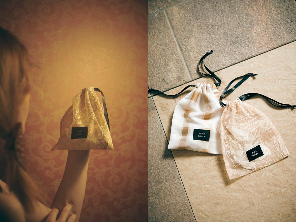 STUDIOUS WOMENS 表参道店にてホリデーシーズンに向けたFUMIE=TANAKAカプセルコレクションを発売
