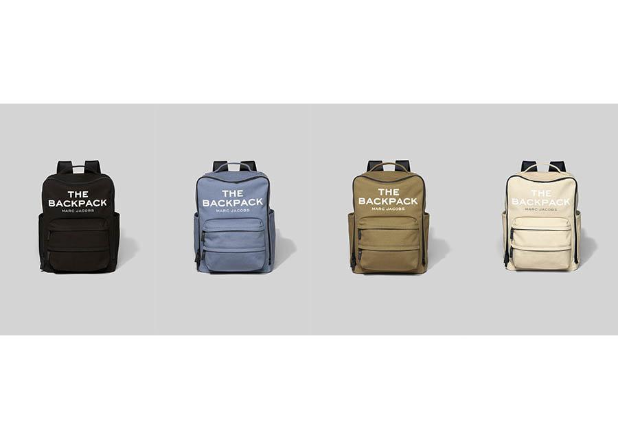 マーク ジェイコブスから、人気バッグの新モデル THE BACKPACKが日本先行発売!