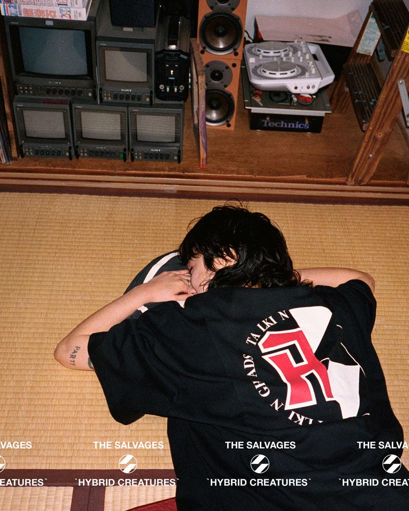 シンガポール発ブランド THE SALVAGESがTOKiON the STOREより発売!
