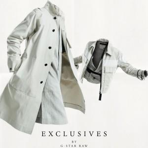 G-Star RAWのエクスクルーシヴ・コレクション第2弾が日本先行発売