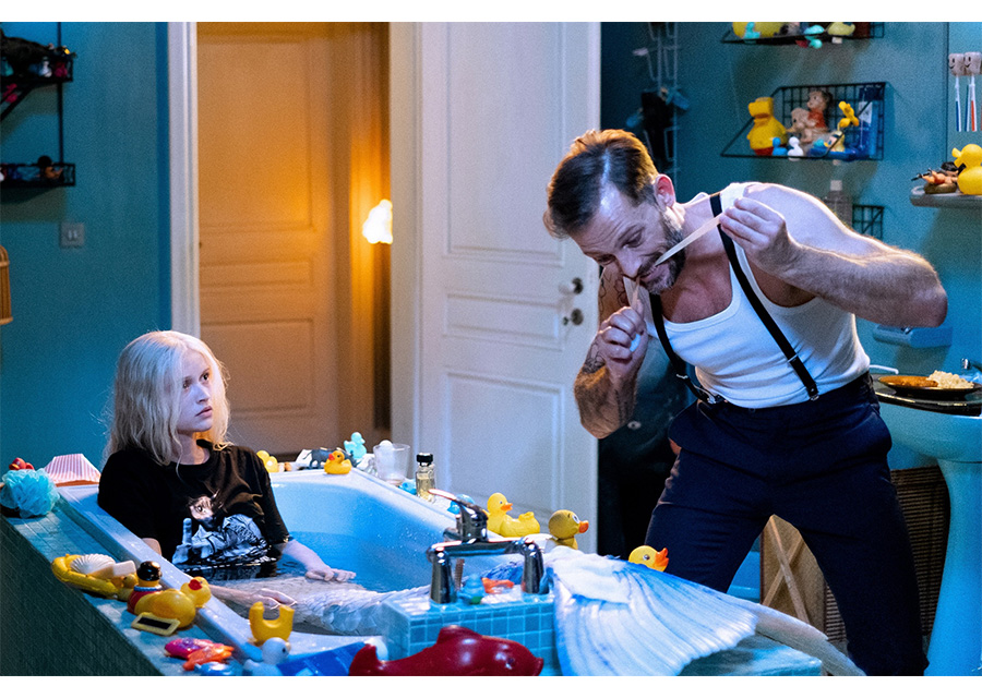 このロマンチックな世界観が愛おしい!『マーメイド・イン・パリ』
