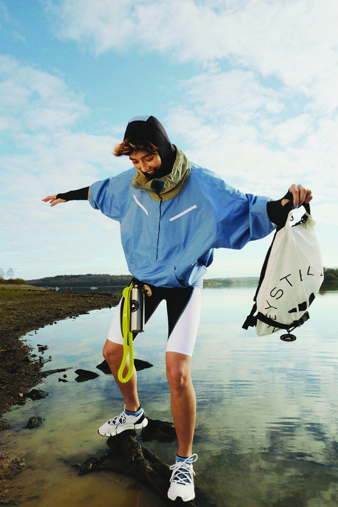 adidas by Stella McCartneyより2021年SSコレクション第2弾『BEACH DEFENDER』が発売