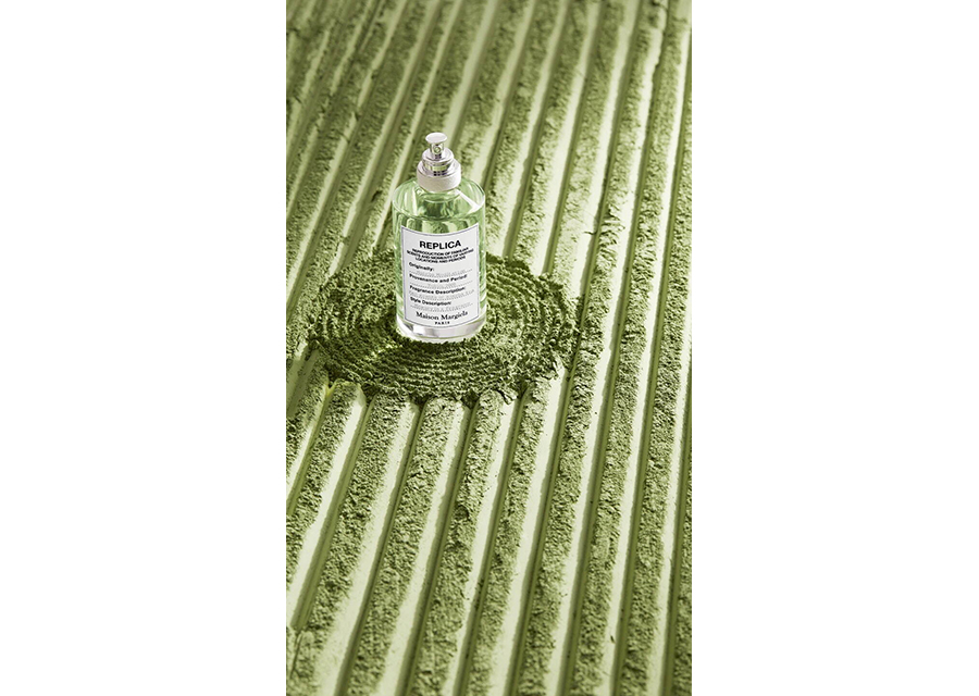 メゾン マルジェラ 「レプリカ」フレグランスから優雅な抹茶の香りが発売