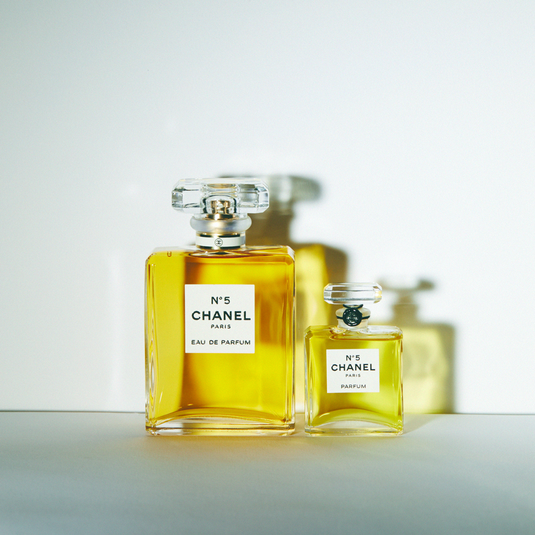 《Tips01》CHANEL N°5 100周年