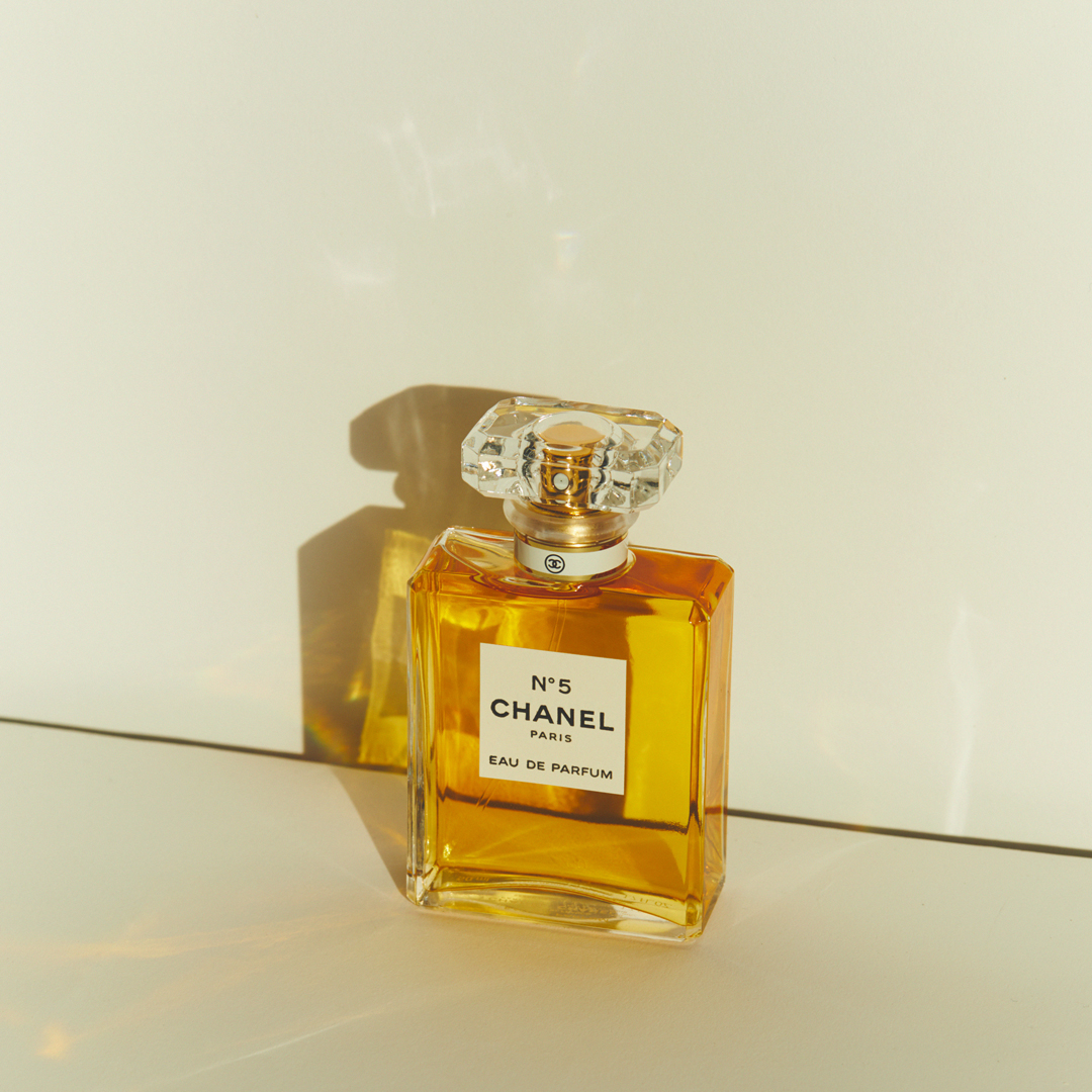 《Tips02》CHANEL N°5 100周年