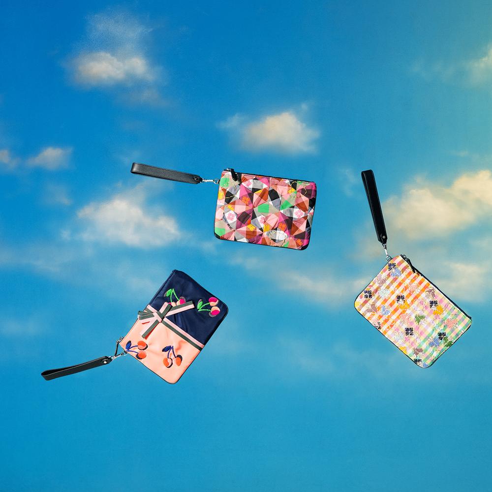 アップサイクルをテーマにしたkate spade new york x BEAMS COUTURE限定カプセルコレクションが発売