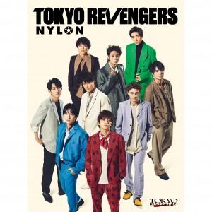 BIGサイズでまるごと一冊《TOKYO REVENGERS》発売決定! 超豪華キャスト9人のDVD、両面特大ポスターの豪華付録も!