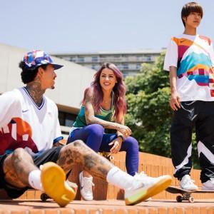 NIKEより日本のスケートボードのフェデレーションキットが発売