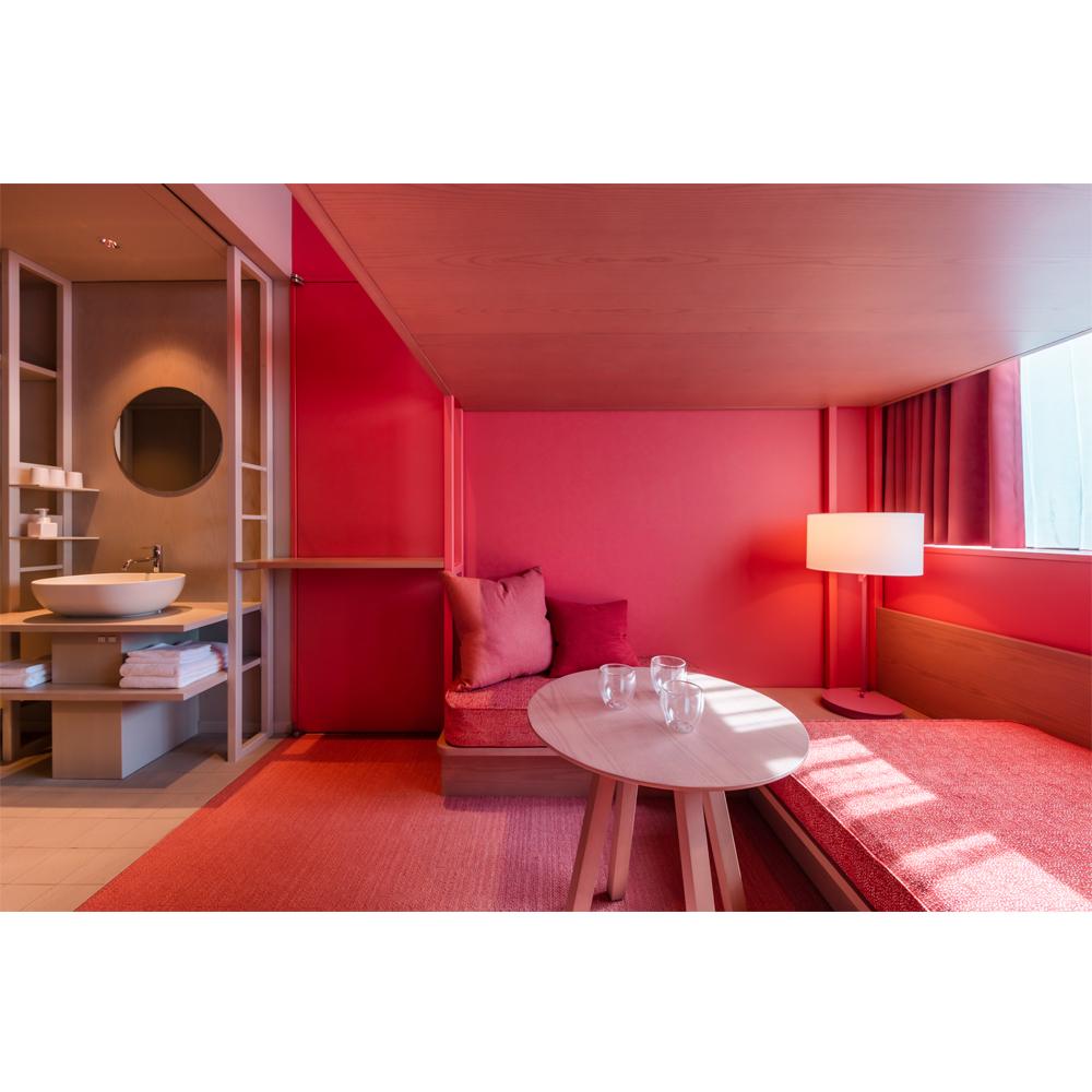 カラフルで非日常的な空間を体験できるtoggle hotelならホテルステイがもっと楽しくなる♡