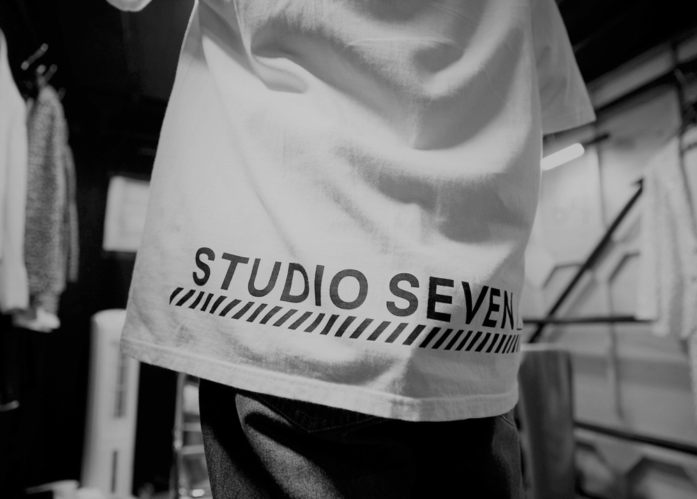 STUDIO SEVENよりPHENOMENONをオマージュしたTシャツが受注販売スタート!