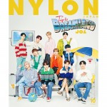 グローバルに輝く《JO1》がNYLON初表紙! guys表紙に《磯村勇斗》が初登場!
