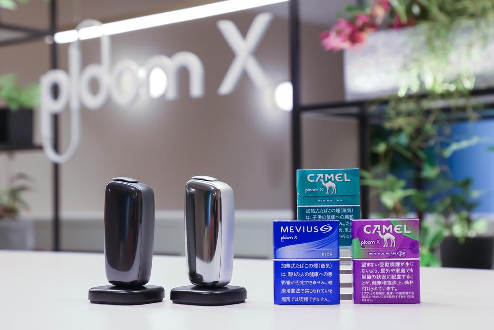 『Ploom X』の世界観を表現した体感型エキシビジョンが開催!